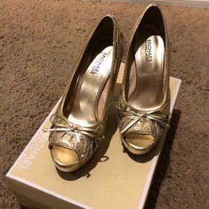Michael Kors Lolita Open Toe